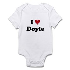 I love Doyle Infant Bodysuit