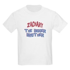 Zachary - The Bigger Brother T-Shirt
