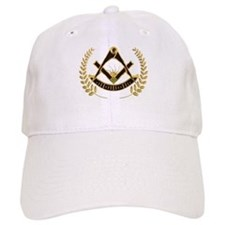 AF&AM Past Master Baseball Cap