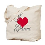 I love (heart) Gianni Tote Bag