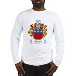 Agostini Family Crest Long Sleeve T-Shirt