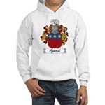 Agostini Family Crest Hooded Sweatshirt