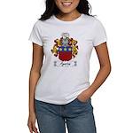 Agostini Family Crest Women's T-Shirt