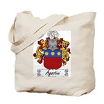 Agostini Family Crest Tote Bag