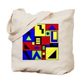 Cute Native people Tote Bag