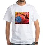 Mars/Losing Memories White T-Shirt (2-si
