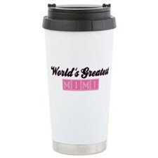 World's Greatest Mimi (1) Ceramic Travel Mug