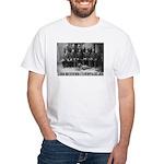 Des Moines Constables White T-Shirt