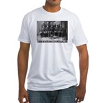 Des Moines Constables Fitted T-Shirt