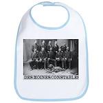 Des Moines Constables Bib