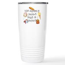 What Happens at PawPaw's... Travel Mug