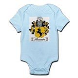 Alessandro Family Crest Infant Creeper
