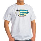 Human Garbage Can T-Shirt