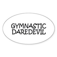 TOP Gymnastics Daredevil Decal