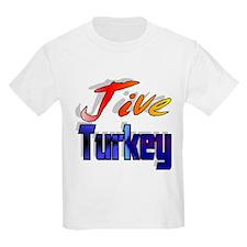 Jive Turkey Kids T-Shirt