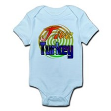Jive Turkey Infant Creeper