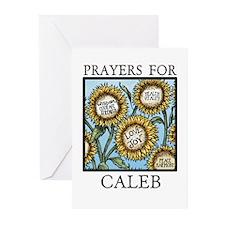 CALEB Greeting Cards (Pk of 10)