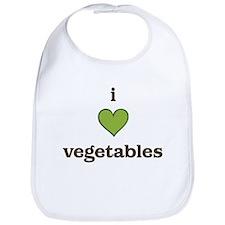 Unique Vegetables Bib