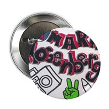 "Mark Rosenberg 2.25"" Button (10 pack)"