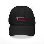 NASET Logo - Black Cap