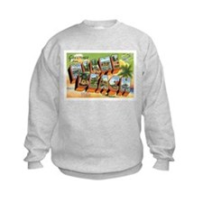 Miami Beach Florida FL Sweatshirt