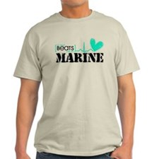 It Beats For My Marine T-Shirt