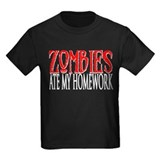 Zombies ate my homework T