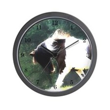 Gypsy Vanner Wall Clock