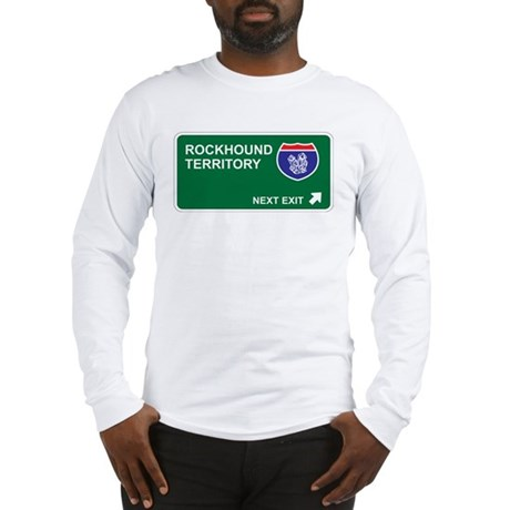 Rockhound Territory Long Sleeve T-Shirt