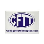CFTT Rectangle Magnet (10 pack)