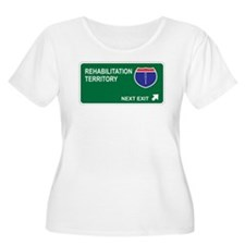 Rehabilitation Territory T-Shirt