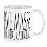 Protons have mass? Mug