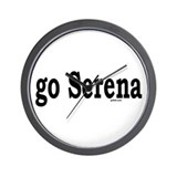 Cute Serena Wall Clock