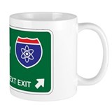 Physics Territory Coffee Mug