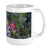 Coffee Mug - Texas Red &amp;amp; BlueBonnets