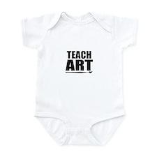 teachart2 Infant Bodysuit