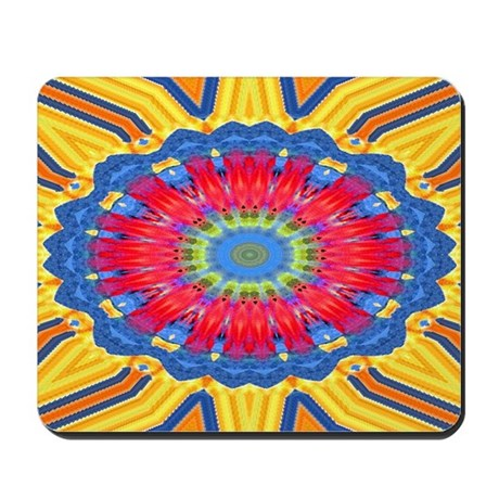 The Sunflower Mousepad
