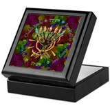 CY Logo Art 2 Keepsake Box