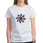 Whirling Star Women's T-Shirt