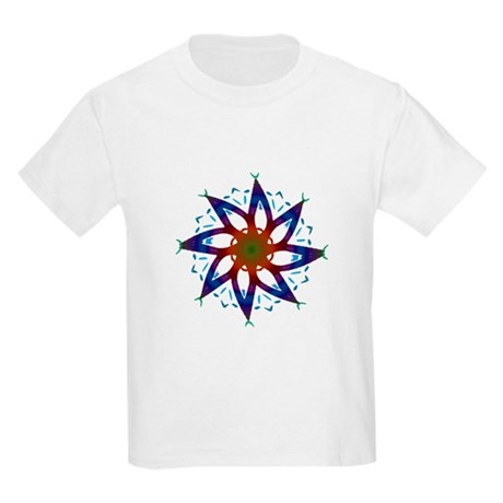 Whirling Star Kids T-Shirt