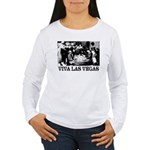 Old Las Vegas Nevada Women's Long Sleeve T-Shirt