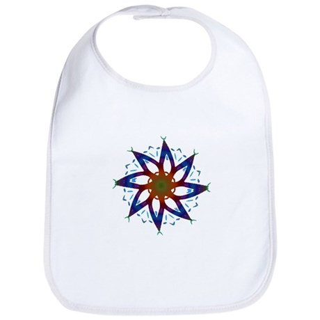 Whirling Star Bib
