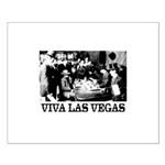 Old Las Vegas Nevada Small Poster