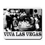 Old Las Vegas Nevada Mousepad