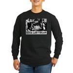 Old Las Vegas Nevada Long Sleeve Dark T-Shirt