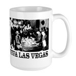 Old Las Vegas Nevada Large Mug