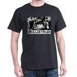 Old Las Vegas Nevada Dark T-Shirt