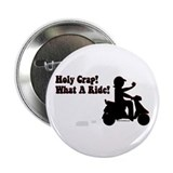 "Holy Crap It's a Scooter 2.25"" Button (10 pack)"