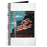 Pearl Harbor Day Journal