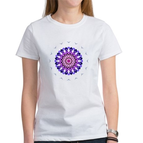 Purple Sun Women's T-Shirt